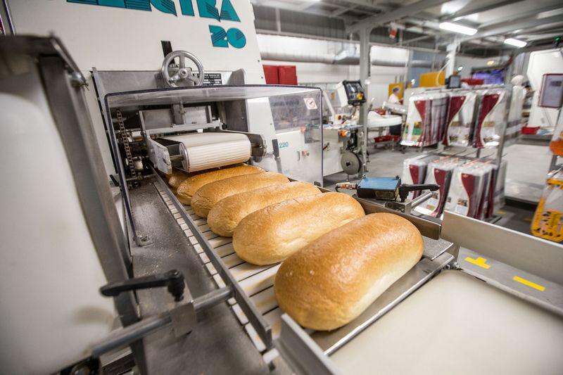 Kvietinė duona pasaulyje dėl sveikos mitybos madų praranda populiarumą. Juditos Grigelytės (VŽ) nuotr.