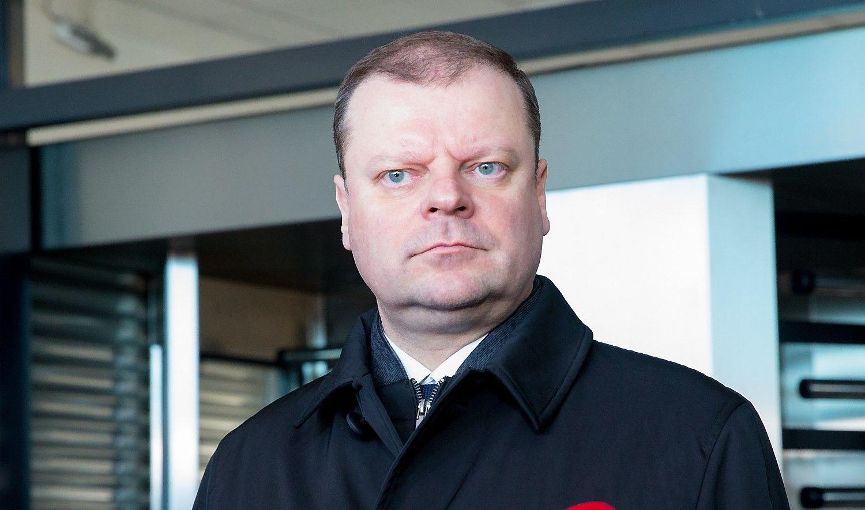 Skvernelis: mokestinių pertvarkų gairės – jau po savaitės kitos
