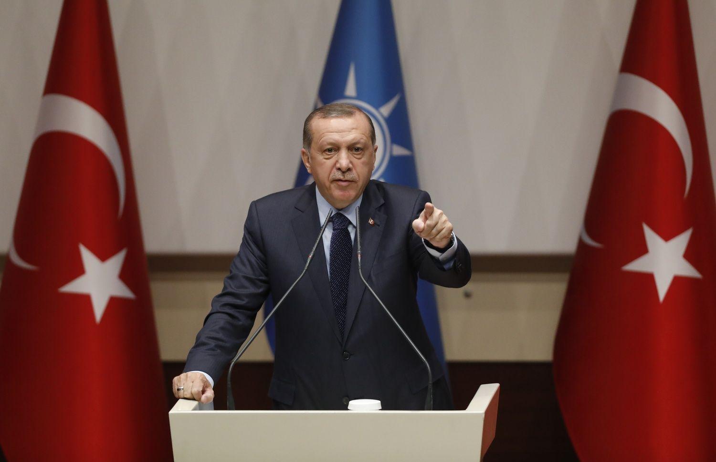 Turkijos narystė ES – beveik palaidotas reikalas