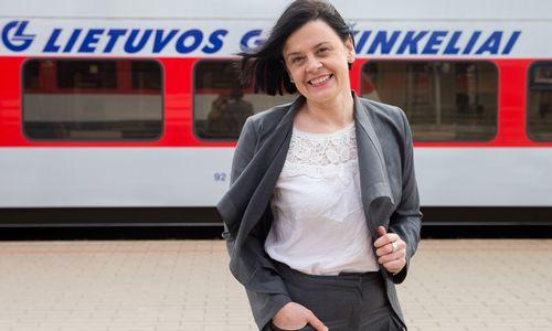 """Personalo strategiją """"Lietuvos geležinkeliuose"""" kurs nuo nulio"""
