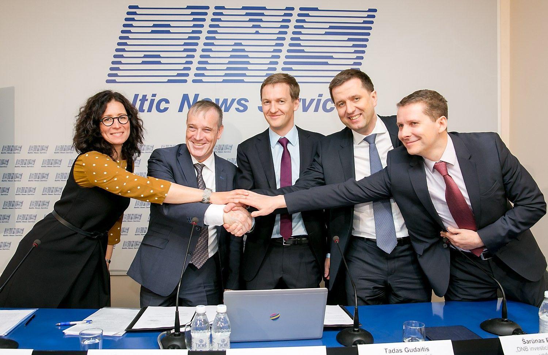 Baltijos šalių verslas pasidalins 50 mln. Eur investicijų
