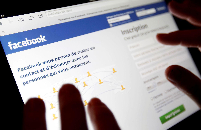 """""""Facebook"""" pradžiugino dviženkliu augimu, bet jau mato lubas"""
