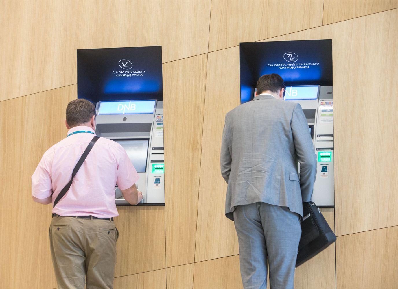 Bankų remontas – tik kosmetinis