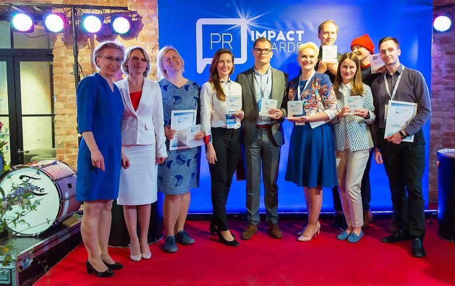 Apdovanoti geriausi komunikacijos projektai