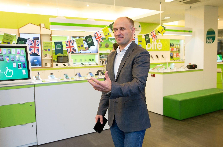 """""""Bitės"""" vadovas Kuisys – apie akcininkų tikslus, naujas paslaugas, projektus"""