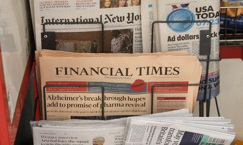 """""""Financial Times"""" užblokavo reklamos blokuotojus"""