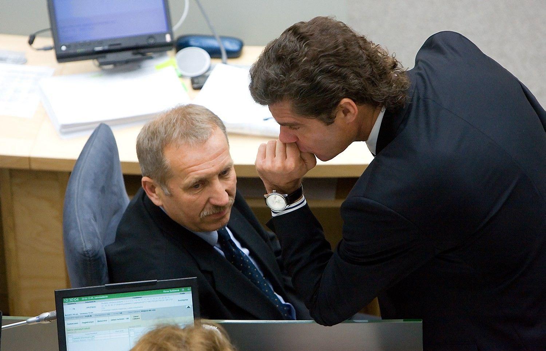 Seimo nario rinkimus laimėjo valstietis-žaliasis Antanas Baura