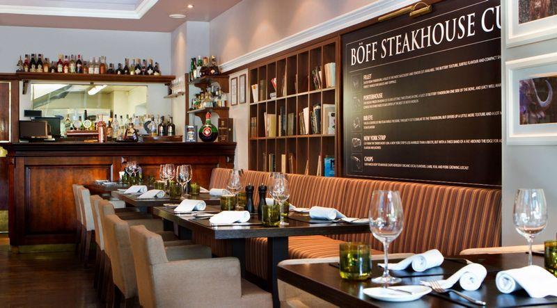 """Kovo mėnesį didžiausią vidutinę algą prieš mokesčius mokėjo vilniškis restoranas """"Boff Steakhouse"""". """"Boff Steakhouse"""" nuotr."""