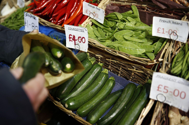 Tyrimas: 97% produktų randama pesticidų likučių