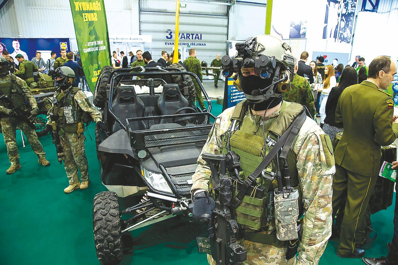 Lietuva dviem gynybos pramonės asociacijoms – per maža