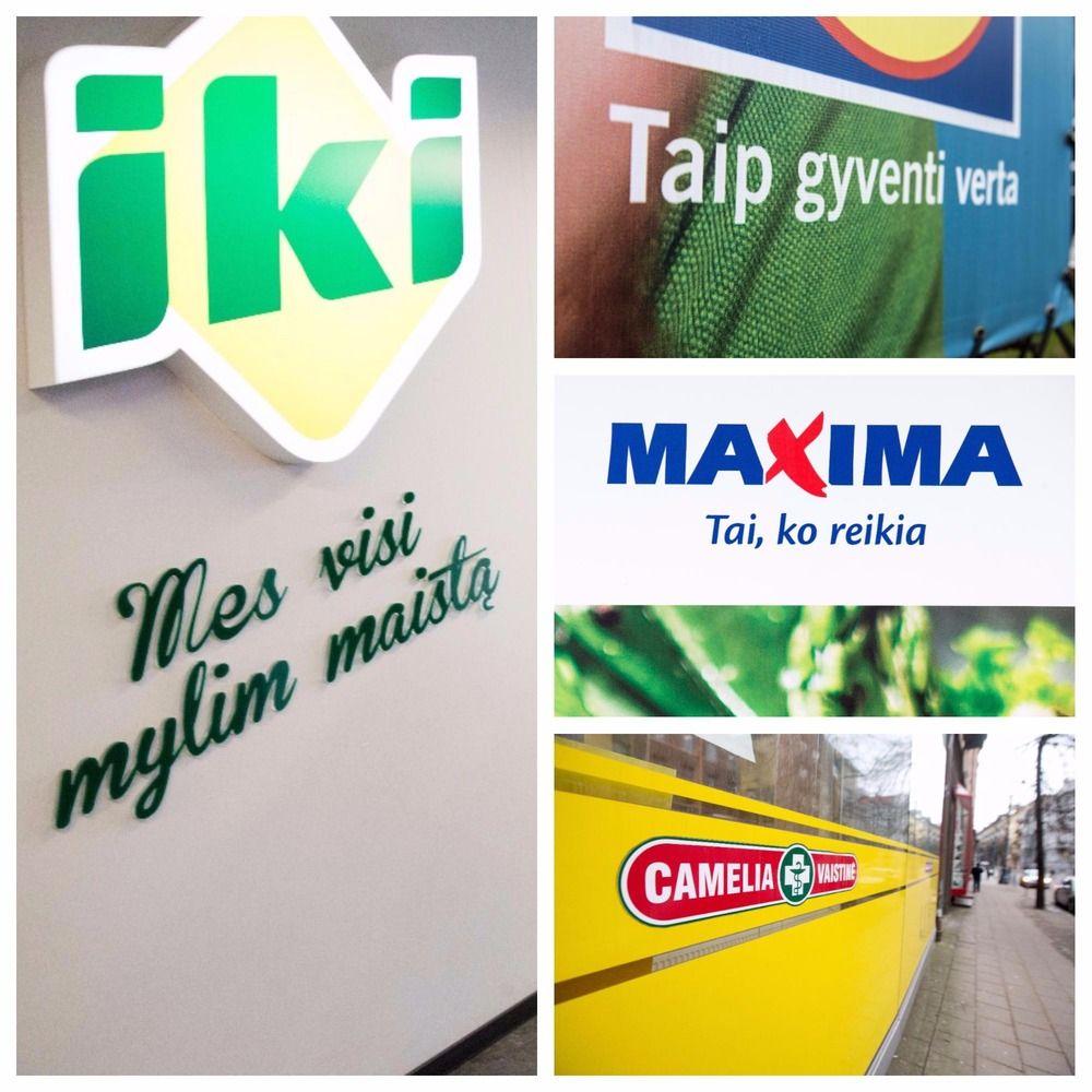 """""""Maximos"""" šūkis: prarandamos pozicijos ir konkurentų asociacijos"""
