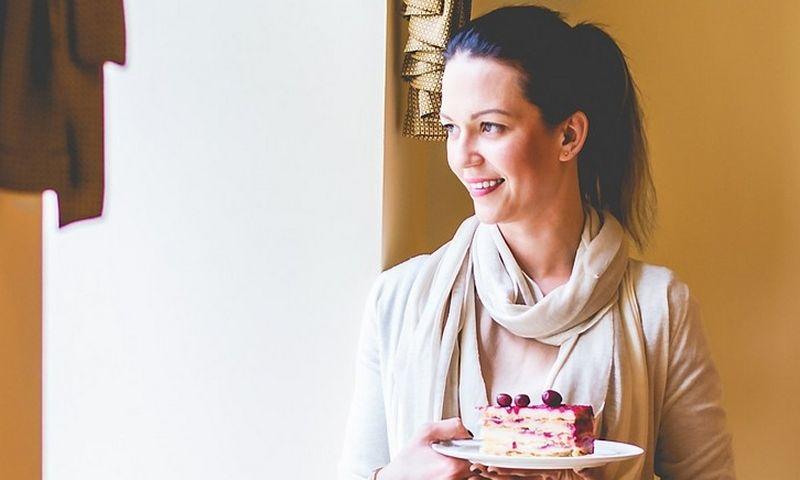 """Gabrielė Valančienė, kepyklėlę """"Tradicija"""" Klaipėdoje valdančios UAB """"Vilkė ir partneriai"""" savininkė: """"Net ir skaniausi pyragai pabosta, todėl klientą reikia nuolat stebinti, siūlyti naujovių."""" Gabrieliaus Stanevičiaus nuotr."""