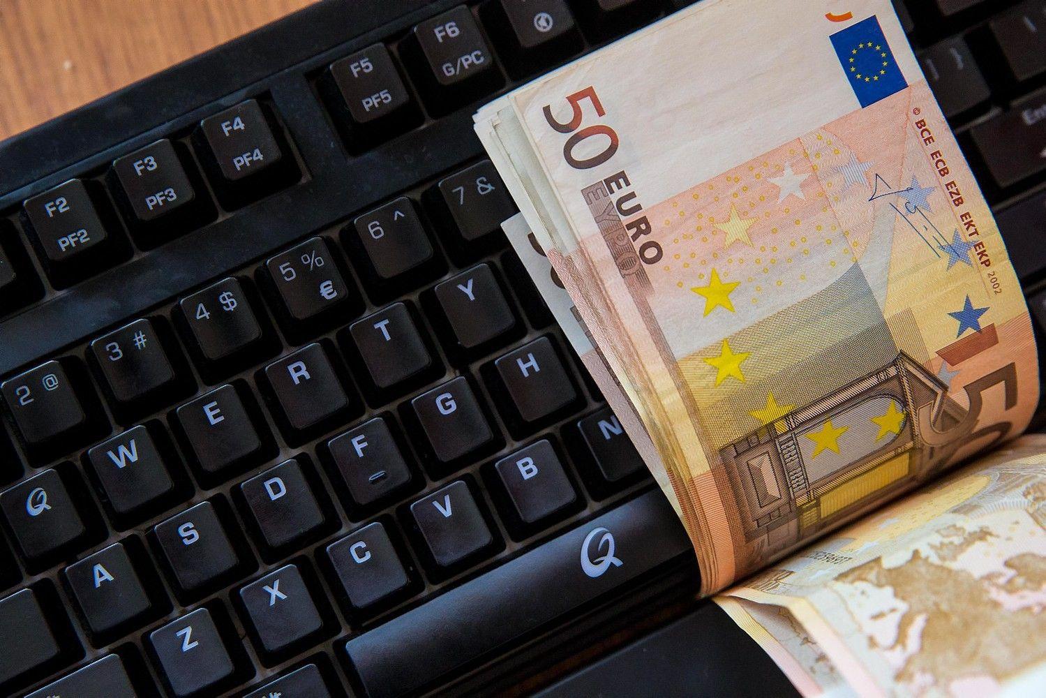 Tarpusavio skolinimo platformos išlaiko aukštus augimo tempus