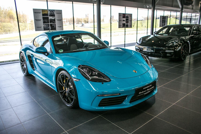 """""""Porsche"""" Lietuvoje galės pildyti visus pirkėjų įgeidžius"""