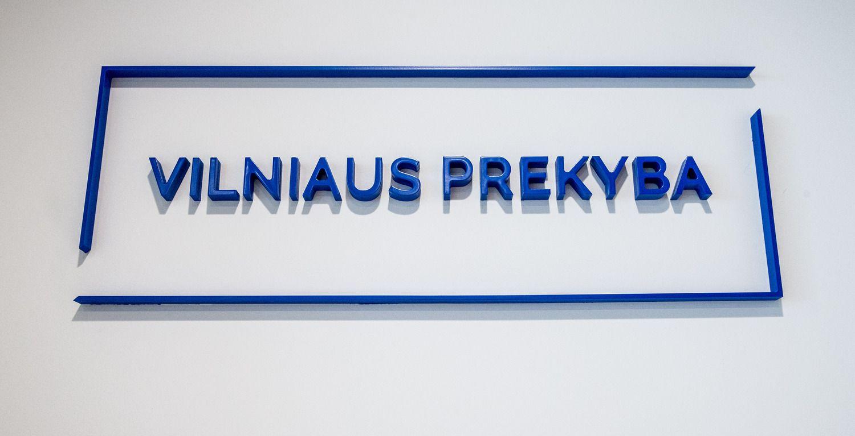 """""""Vilniaus prekybos"""" grynasis pelnas sumažėjo 7%"""