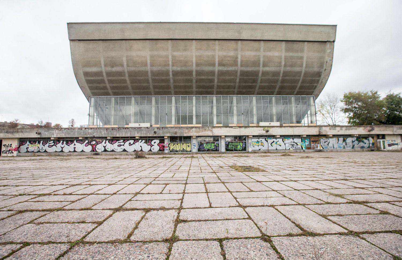 Nutrauktas dar vienas su Vilniaus sporto rūmais susijęs pirkimas