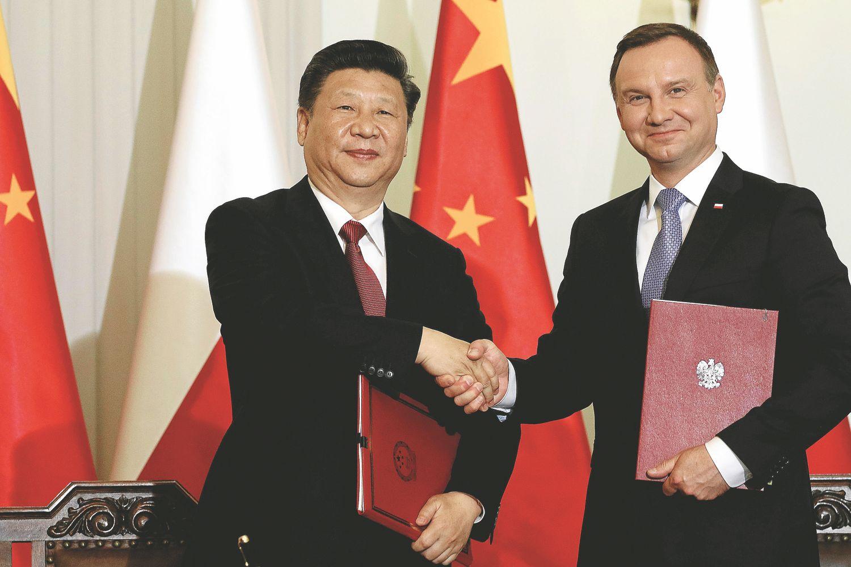 Kinijai Vidurio Europa – patogus ES rinkos prieangis