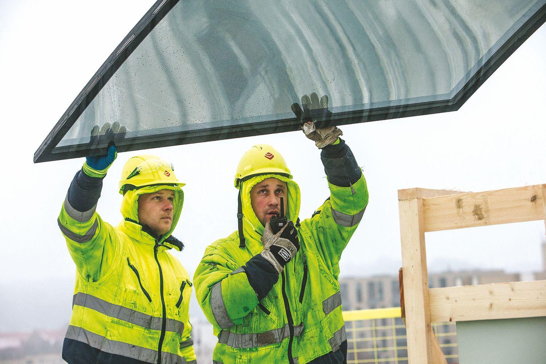 Didžiausius atlyginimus mokančios statybos bendrovės: kas riboja augimą