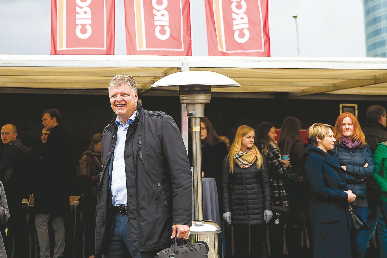"""""""Circle K"""" Lietuvoje kurs maisto parduotuvių tinklą"""