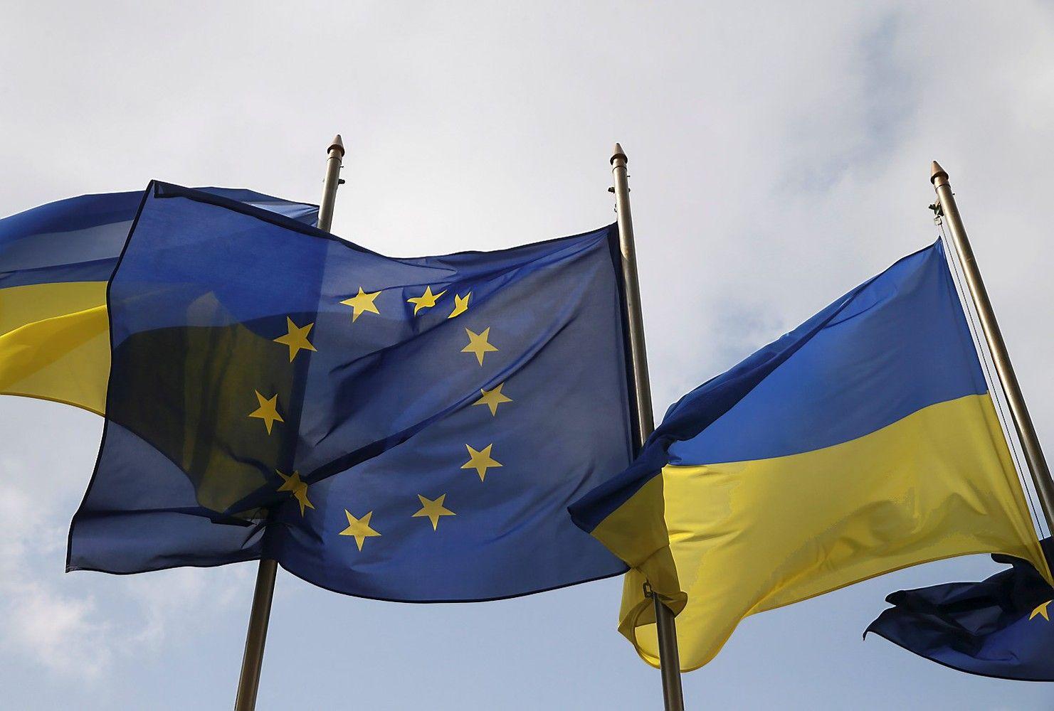 Patvirtinta: ukrainiečiai į ES vyks be vizų