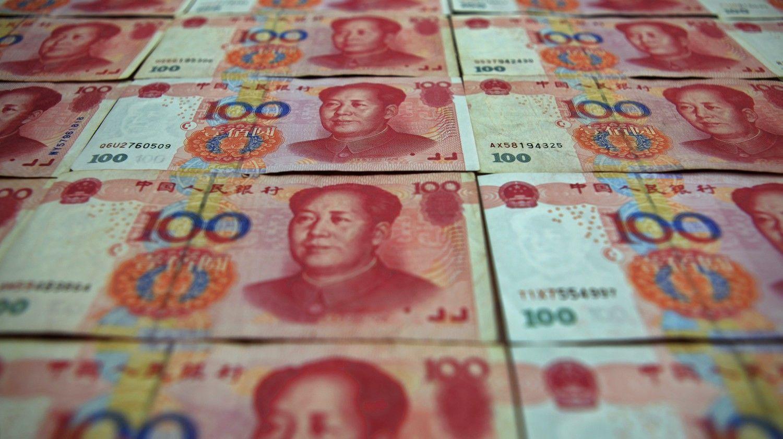 Kinijos įsigijimų apimtys užsienyje sparčiai smunka