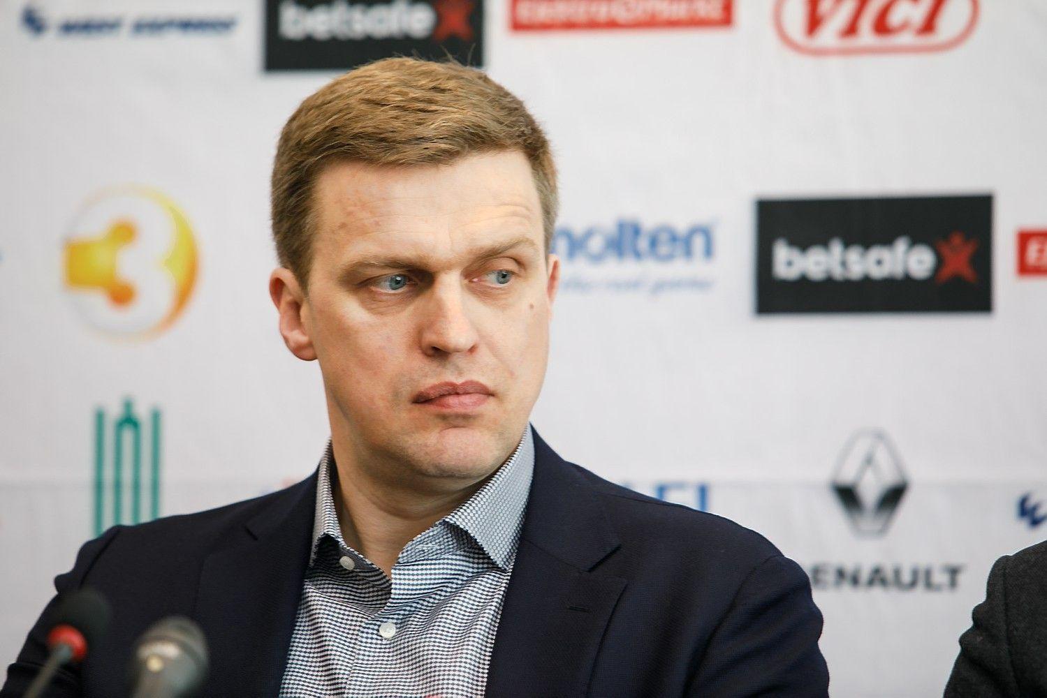 Paskelbtas išplėstinis Lietuvos vyrų krepšinio rinktinės sąrašas