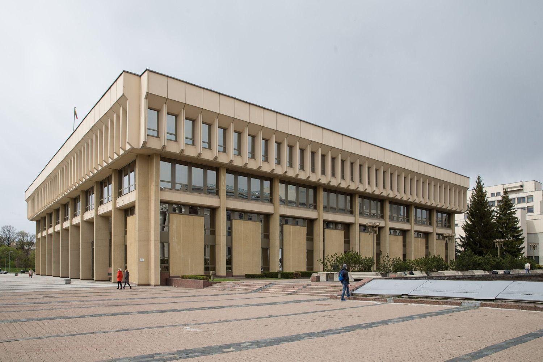 Įstatymo projektas: skaldys MRU, LEU jungs prie Kauno