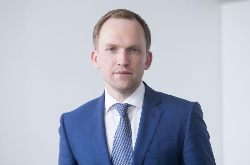 """Leonardas Diržys, """"Novus Asset Management"""" direktorius. Juditos Grigelytės (VŽ) nuotr."""