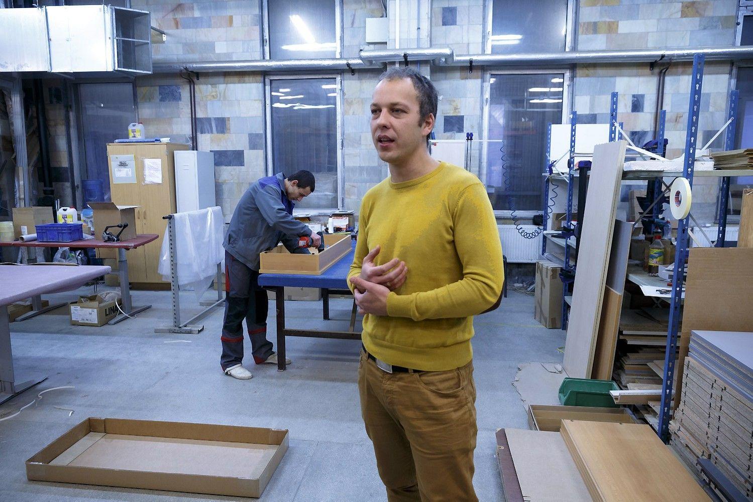 Darbuotojų stingant, panevėžiečiams gali tekti konkuruoti su Vilniaus darbdaviais