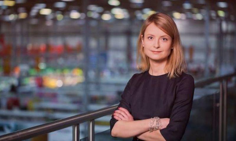 Renata Dantė, komunikacijos specialistė.