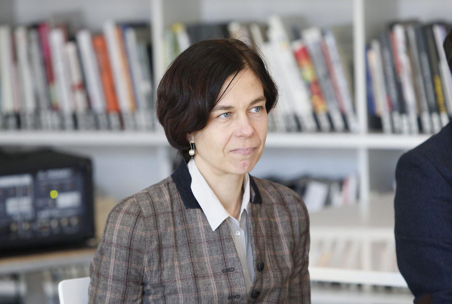 Putinaitė apie universitetų reformą: balansuojame tarp galimybės ir burbulo
