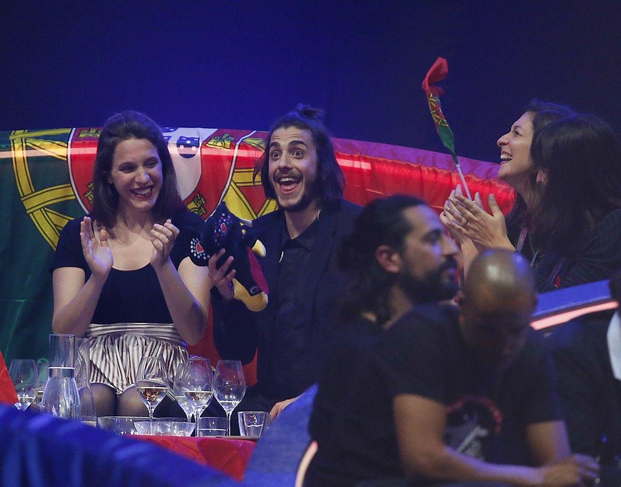 """""""Eurovizijos"""" nugalėtojas – kuklusis portugalas"""