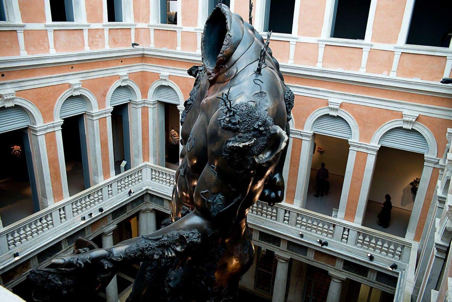 Prasideda 57-oji Venecijos bienalė