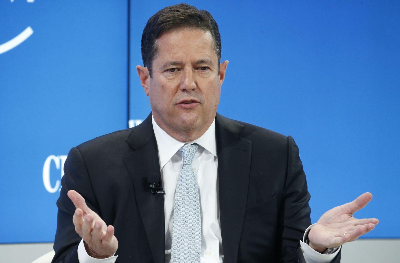 """Internetinis pokštininkas apkvailino """"Barclays"""" CEO"""