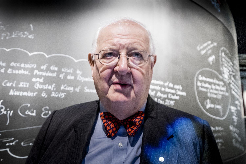 Nobelio premijos laureatas Angusas Deatonas: elitas suklydo