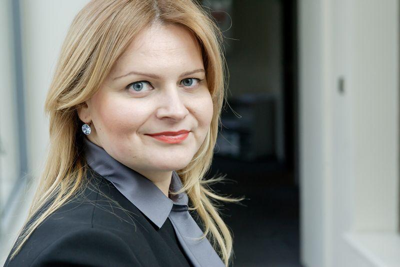 Jūratė Kūgytė. Vladimiro Ivanovo (VŽ) nuotr.