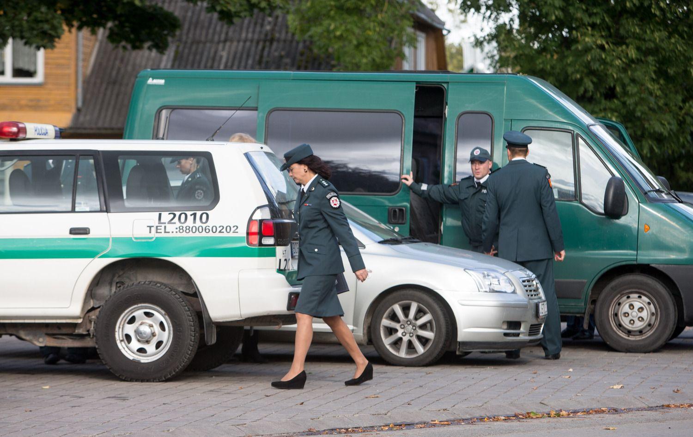 VPT priekaištauja dėl policijos konkurso 150 automobilių pirkti