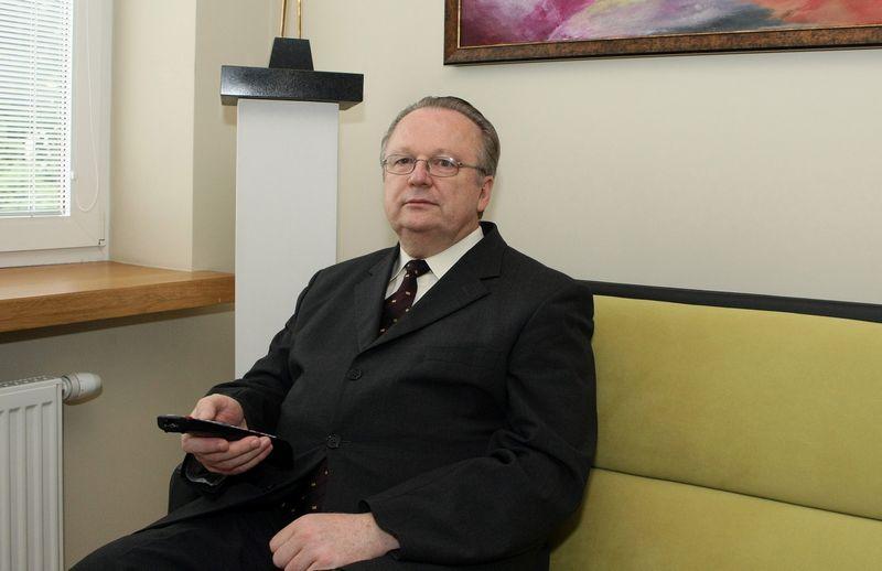 """Paulius Živatkauskas, Kauno UAB """"Init"""" generalinis direktorius. Roberto Misiukonio nuotr."""