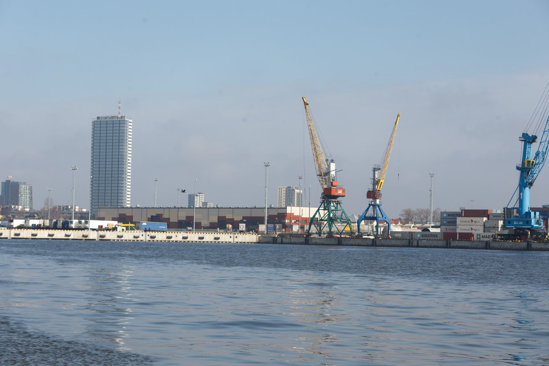 Kyšininkavimo Klaipėdos jūrų uoste byla perduota teismui