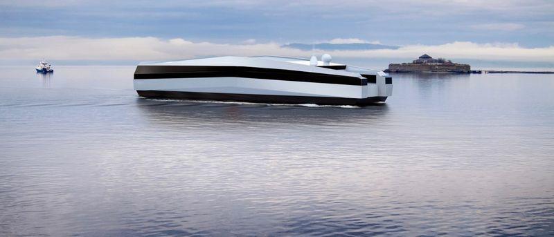 Norvegija jau turi dvi autonominių laivų bandymams skirtas zonas. NFAS nuotr.