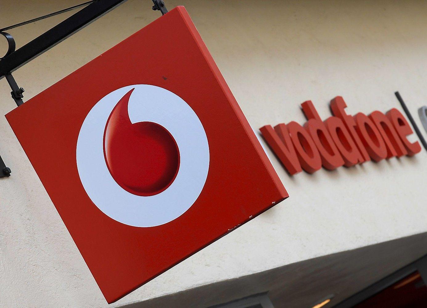 """""""Vodafone"""" milžiniški nuostoliai dar paaugo"""