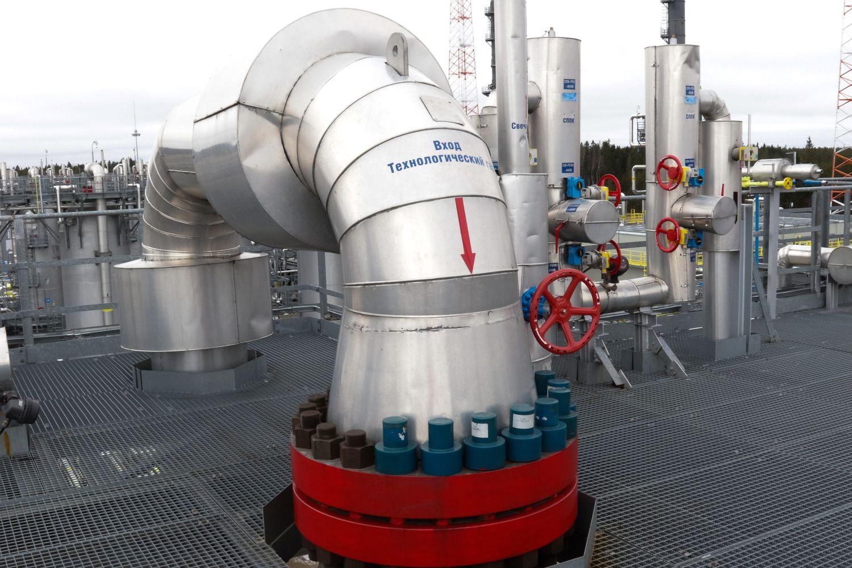 """""""Nord Stream"""" kasmet populiarėja"""