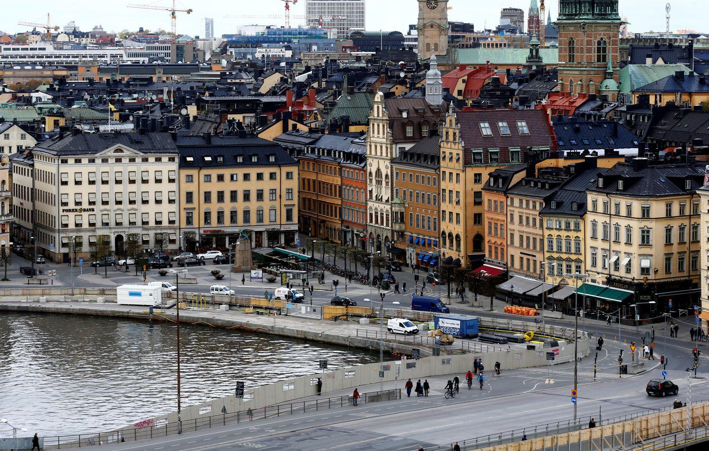 """""""Goldman Sachs"""": 35% tikimybė dėl NT kainų kritimo Švedijoje artimiausiu metu"""