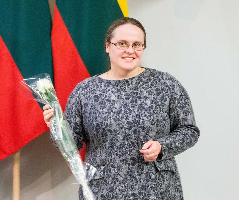 Agnė Širinskienė, Seimo narė. Juditos Grigelytės (VŽ) nuotr.