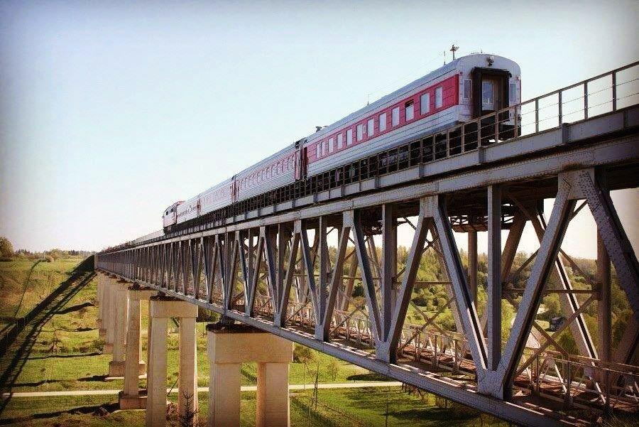 Turistams atidarys aukščiausią Lietuvos tiltą