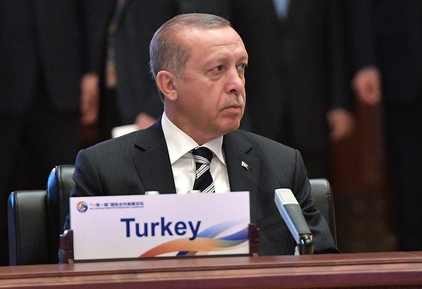 Po rimto konflikto su Berlynu, Erdoganas vyksta susitikti su Trumpu
