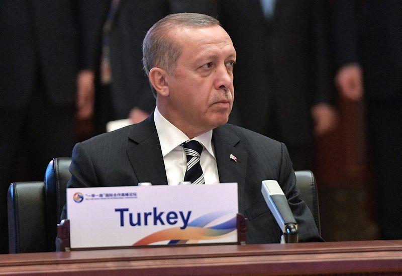 """Recepas Tayyipas Erdoganas, Turkijos prezidentas. Aleksejaus Nikolskio (""""Sputnik"""" / """"Scanpix"""") nuotr."""