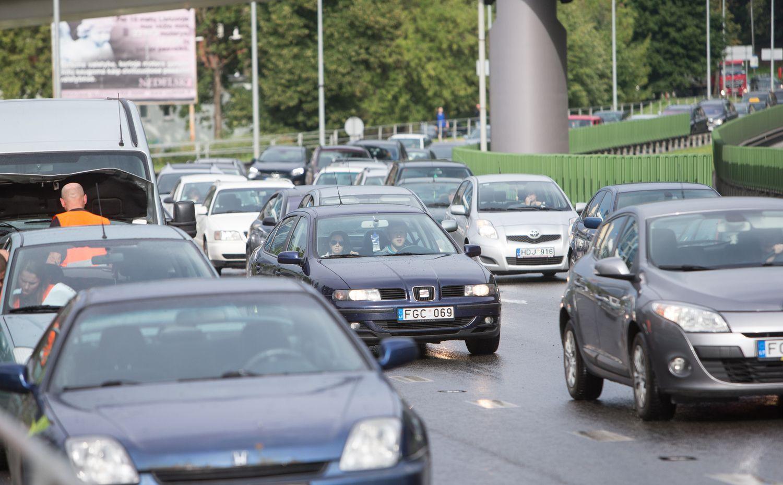 Vilnius irgi tvarkosi: asfaltuos 54 km gatvių