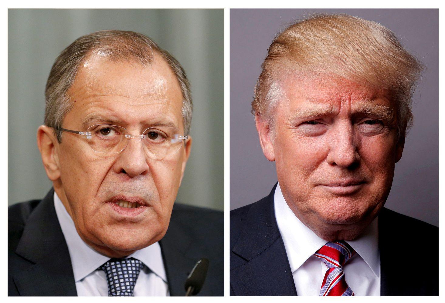 Trumpą kaltina pasidalijus slapta informacija su Rusija