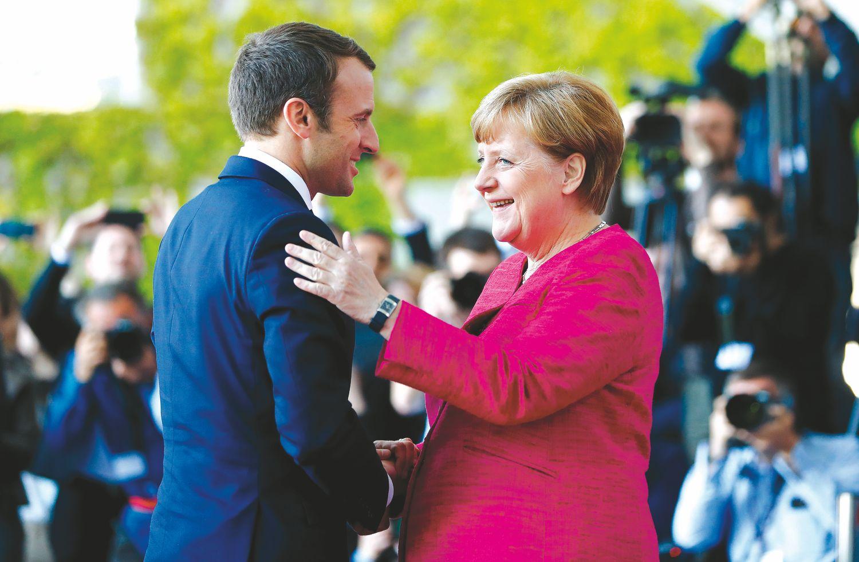 Paryžius ir Berlynas mezga dialogą apie ES pertvarkas